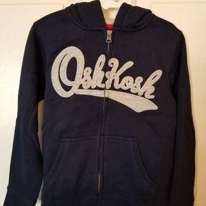 Boys, small, Osh Kosh hoodie